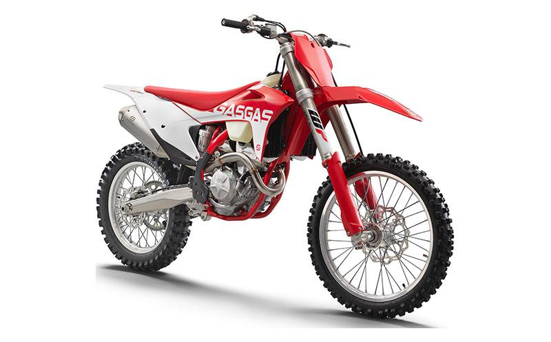 2021 Gas Gas EX 250F in Oklahoma City, Oklahoma - Photo 3