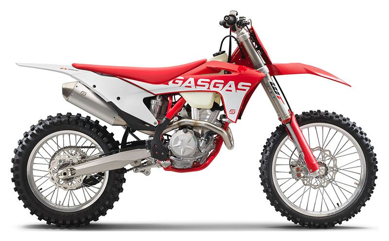 2021 Gas Gas EX 350F in Oklahoma City, Oklahoma - Photo 3