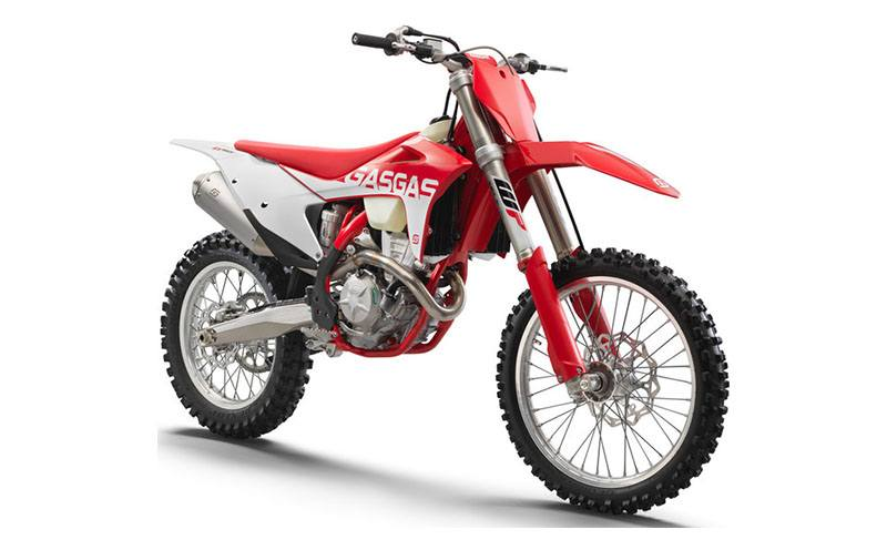 2021 Gas Gas EX 350F in Costa Mesa, California - Photo 3