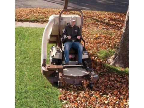 2016 Grasshopper Model 8HT / M1 MidMount PowerVac in Chillicothe, Missouri