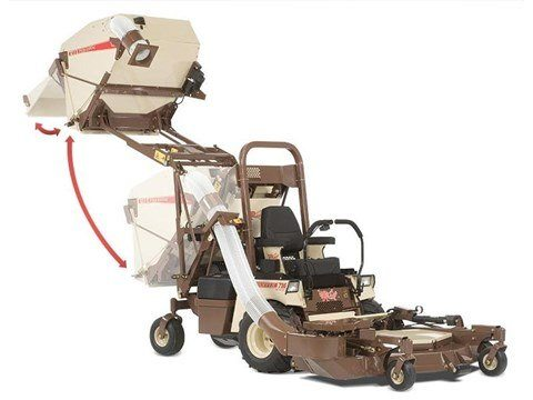 2017 Grasshopper HighLift 15B FrontMount PowerVac in Chillicothe, Missouri