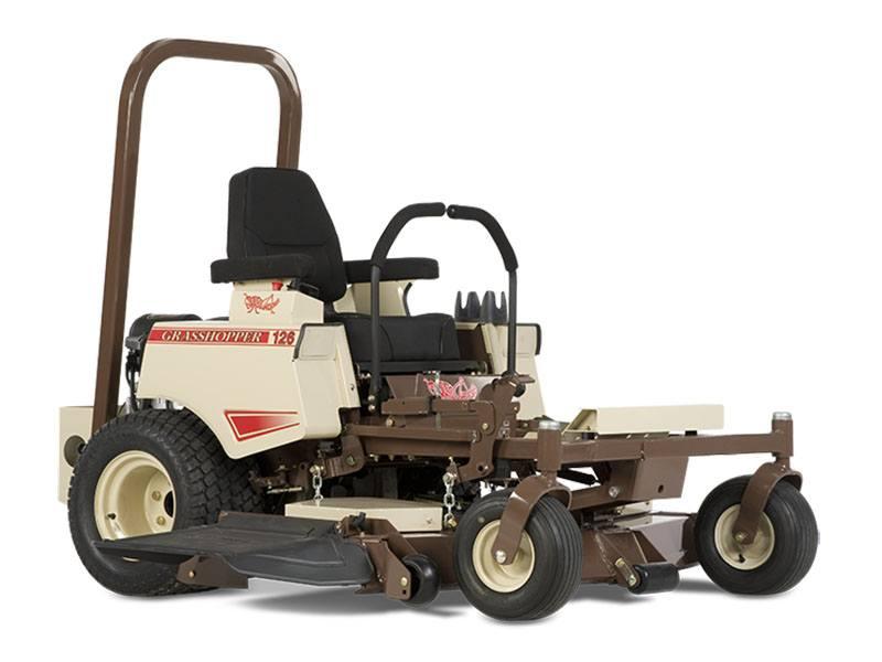 2019 Grasshopper 126V 61 in. Briggs & Stratton 810 cc in Chillicothe, Missouri - Photo 1