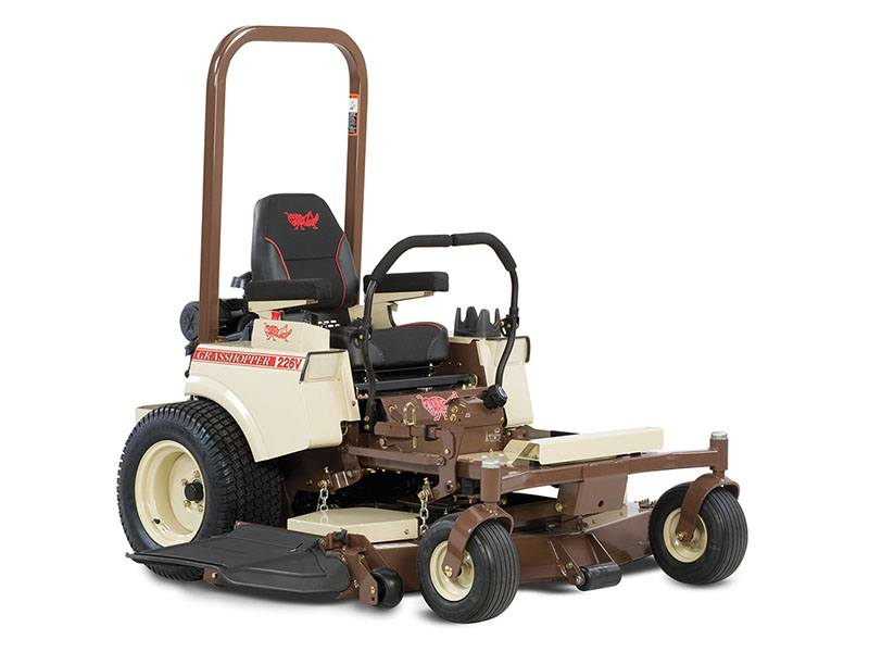 2019 Grasshopper 226V-G4 52 in. Briggs & Stratton 810 cc in Zephyrhills, Florida