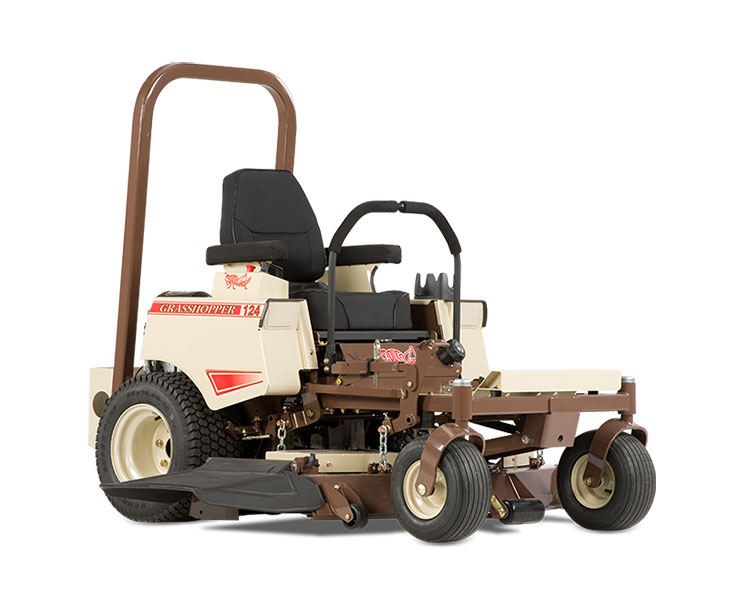 2019 Grasshopper 124V Midmount Mower (48 in.) in Jesup, Georgia