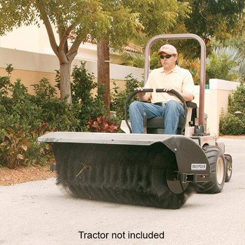 2020 Grasshopper CleanSweep 60 in. Fixed Angle in La Grange, Kentucky