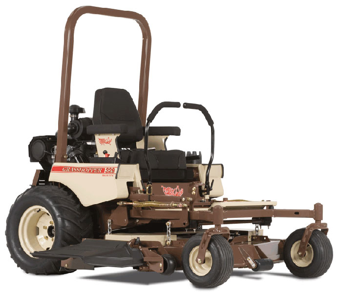 2021 Grasshopper 329B 52 in. Briggs & Stratton 896 cc in Zephyrhills, Florida
