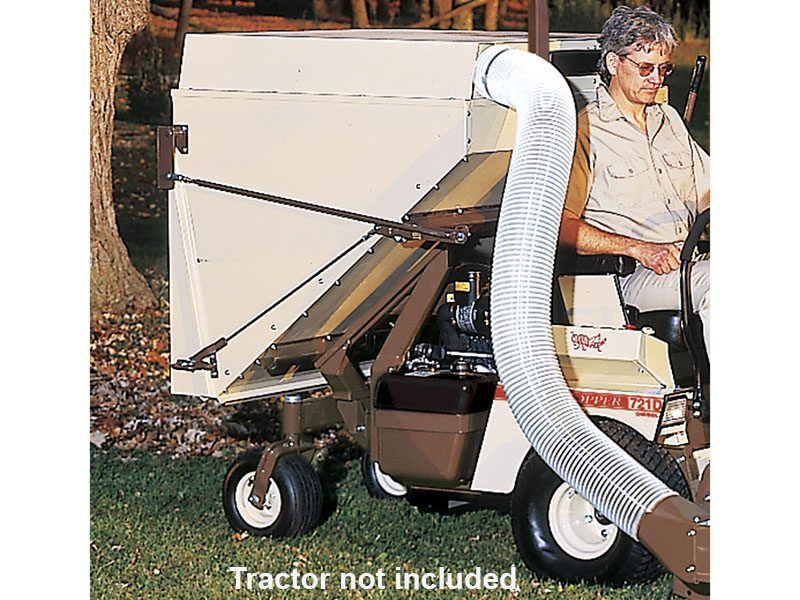 2021 Grasshopper FrontMount PowerVac 25 in Chillicothe, Missouri