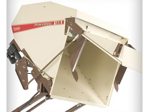 2021 Grasshopper FrontMount PowerVac HighLift 15B in Cherry Creek, New York - Photo 2