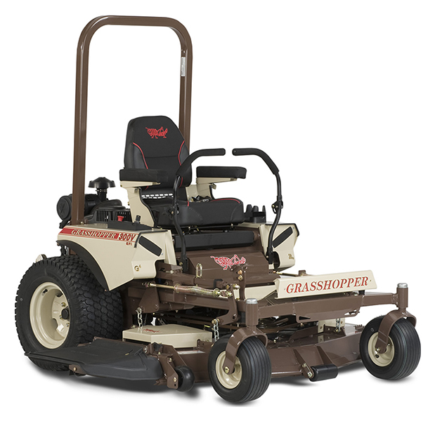 2021 Grasshopper 328G4 61 in. Briggs & Stratton EFI 810 cc in Zephyrhills, Florida