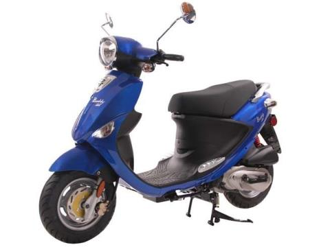 2014 Genuine Scooters Buddy 125 in Santa Maria, California