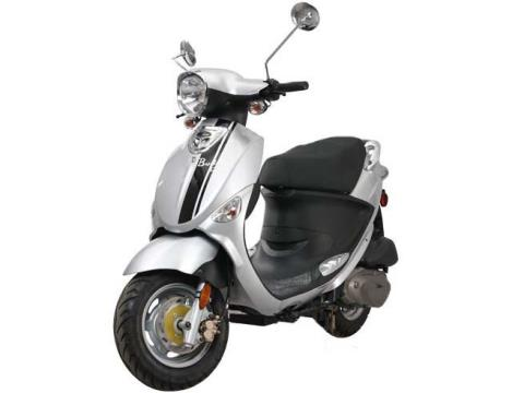 2014 Genuine Scooters Buddy 170i in Mobile, Alabama