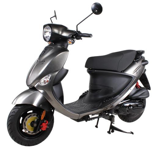 2015 Genuine Scooters Buddy 125 in Fort Collins, Colorado