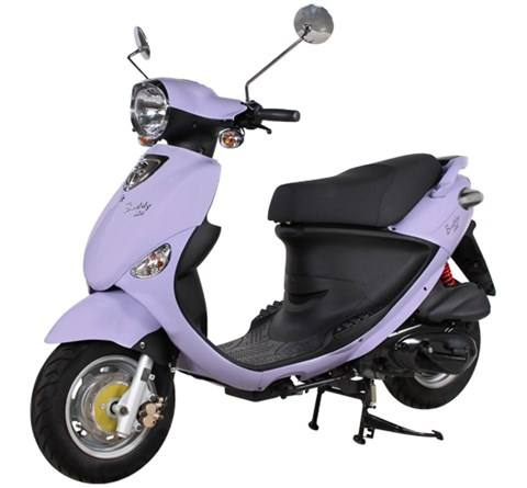 2016 Genuine Scooters Buddy 125 in Arlington Heights, Illinois