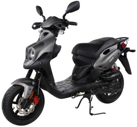 2016 Genuine Scooters Roughhouse 50 Sport in Dearborn Heights, Michigan