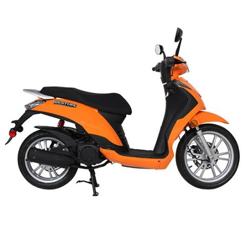 2016 Genuine Scooters Venture in Downers Grove, Illinois