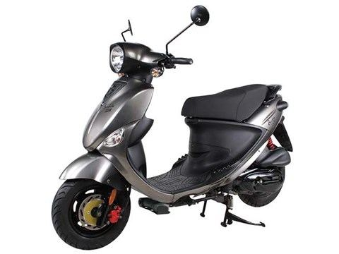 2017 Genuine Scooters Buddy 170i in Tulare, California