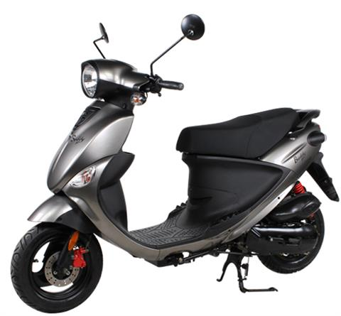 2017 Genuine Scooters Buddy 50 in Dearborn Heights, Michigan