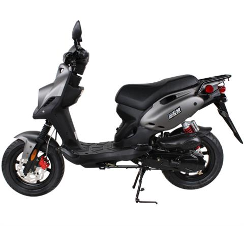 2017 Genuine Scooters Roughhouse 50 Sport in Winterset, Iowa