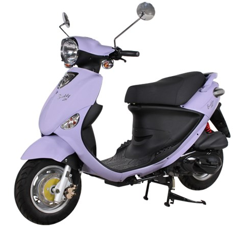 2018 Genuine Scooters Buddy 125 in Tulsa, Oklahoma