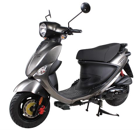 2018 Genuine Scooters Buddy 170i in Dearborn Heights, Michigan