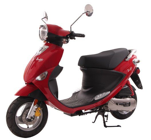 2018 Genuine Scooters Buddy 50 in Lafayette, Indiana