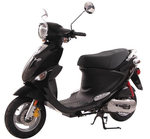 2018 Genuine Scooters Buddy 50 in Norfolk, Virginia