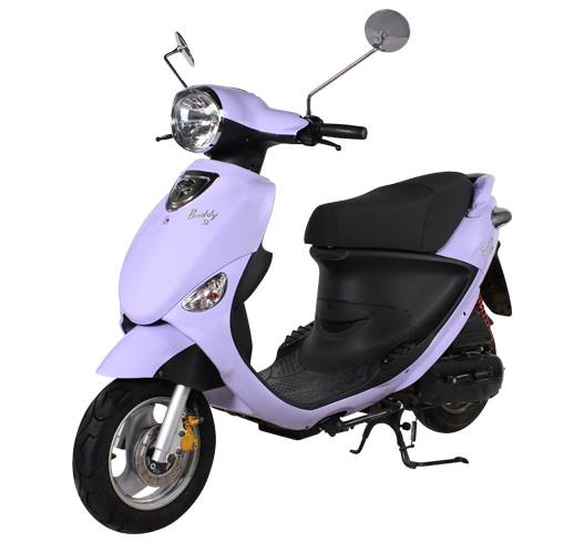 2018 Genuine Scooters Buddy 50 in Santa Maria, California