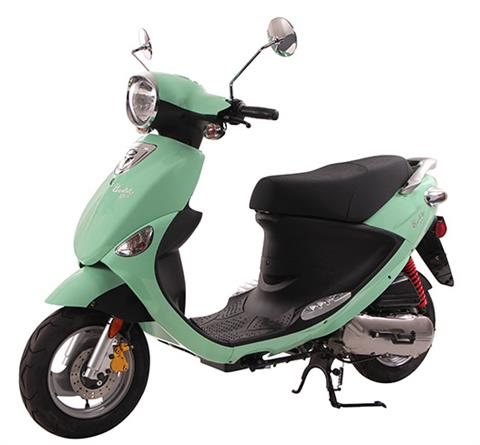 2018 Genuine Scooters Buddy 50 in North Mankato, Minnesota