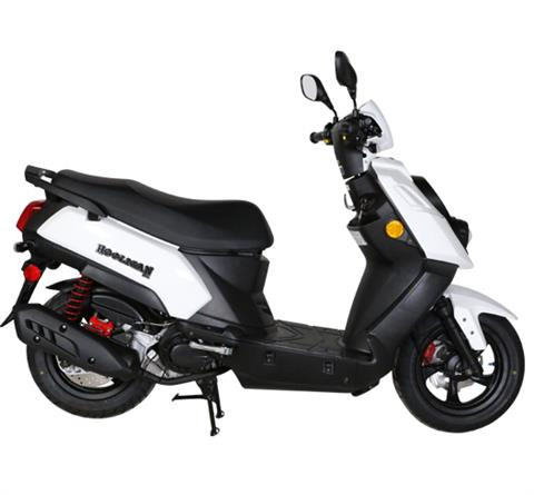 2018 Genuine Scooters Hooligan 170i in Greensboro, North Carolina