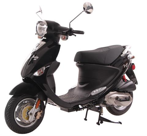 2019 Genuine Scooters Buddy 125 in Paso Robles, California