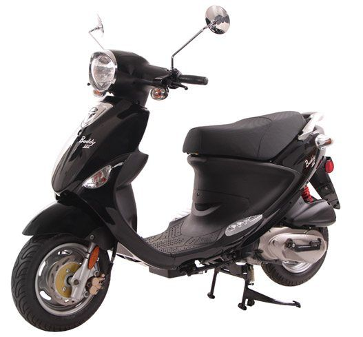 2019 Genuine Scooters Buddy 125 in Evansville, Indiana