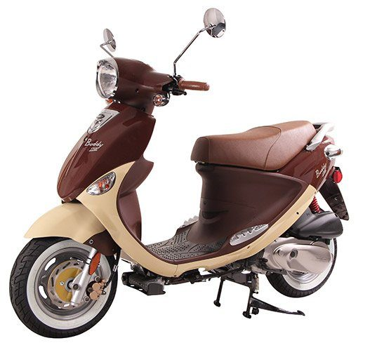 2019 Genuine Scooters Buddy 170i in Virginia Beach, Virginia