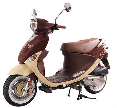 2019 Genuine Scooters Buddy 170i in Sturgeon Bay, Wisconsin