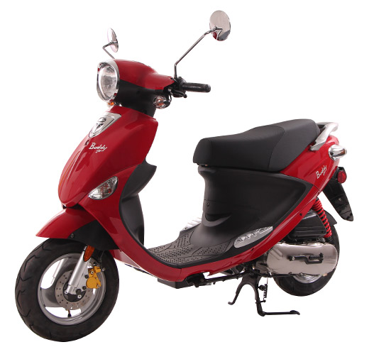 2019 Genuine Scooters Buddy 50 in Tulare, California - Photo 1