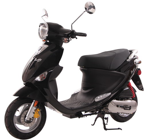 2019 Genuine Scooters Buddy 50 in Iowa City, Iowa