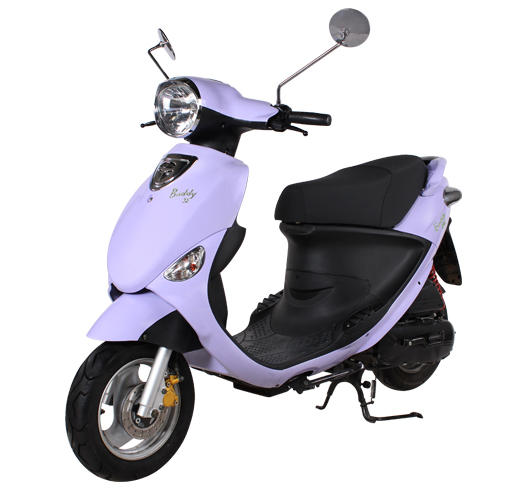 2019 Genuine Scooters Buddy 50 in Paso Robles, California - Photo 1