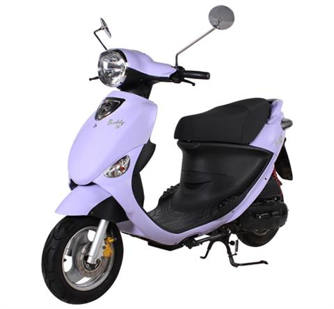 2019 Genuine Scooters Buddy 50 in Santa Maria, California - Photo 1
