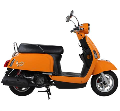 2019 Genuine Scooters Buddy Kick in Paso Robles, California