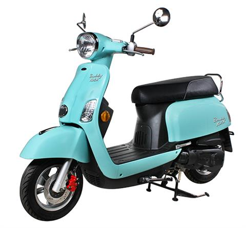 2019 Genuine Scooters Buddy Kick in Norfolk, Virginia