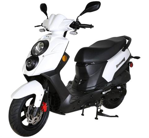 2019 Genuine Scooters Hooligan 170i in Norfolk, Virginia