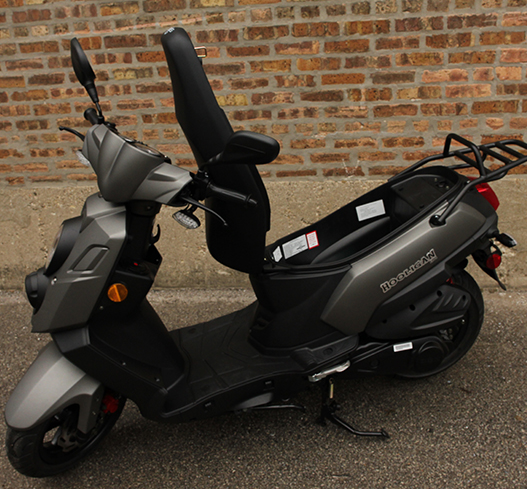 2019 Genuine Scooters Hooligan 170i in Paso Robles, California - Photo 2