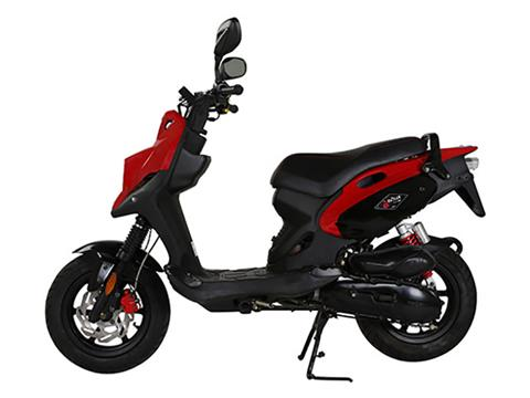 2019 Genuine Scooters Rattler 50 in Tulsa, Oklahoma
