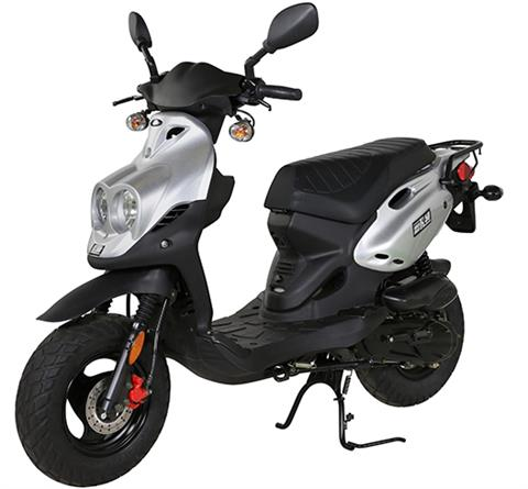 2019 Genuine Scooters Roughhouse 50 in Norfolk, Virginia