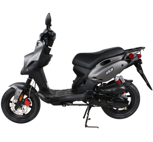 2019 Genuine Scooters Roughhouse 50 Sport in Paso Robles, California - Photo 2