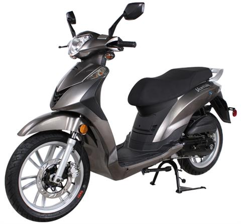 2019 Genuine Scooters Venture 50 in Tulare, California