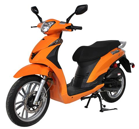 2019 Genuine Scooters Venture 50 in South Hutchinson, Kansas