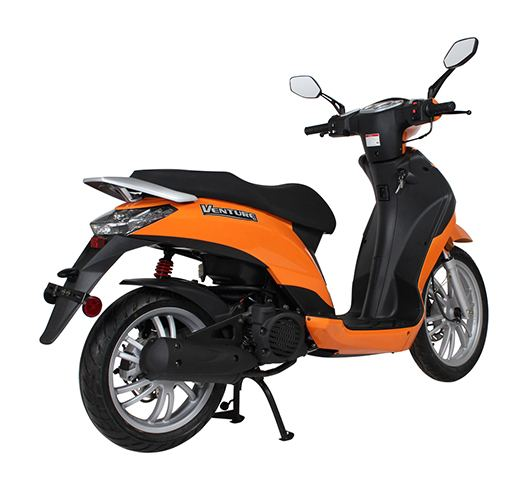 2019 Genuine Scooters Venture 50 in Paso Robles, California