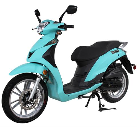 2019 Genuine Scooters Venture 50 in Sturgeon Bay, Wisconsin
