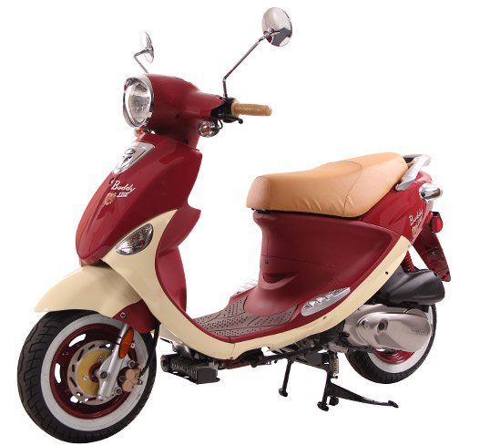 2020 Genuine Scooters Buddy 170i in Winterset, Iowa