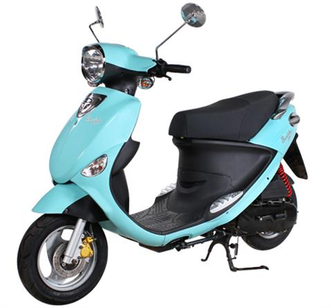 2020 Genuine Scooters Buddy 50 in Tulare, California - Photo 1